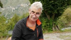 Hervé Gourdel au Parc national du Djurdjura en Kabylie