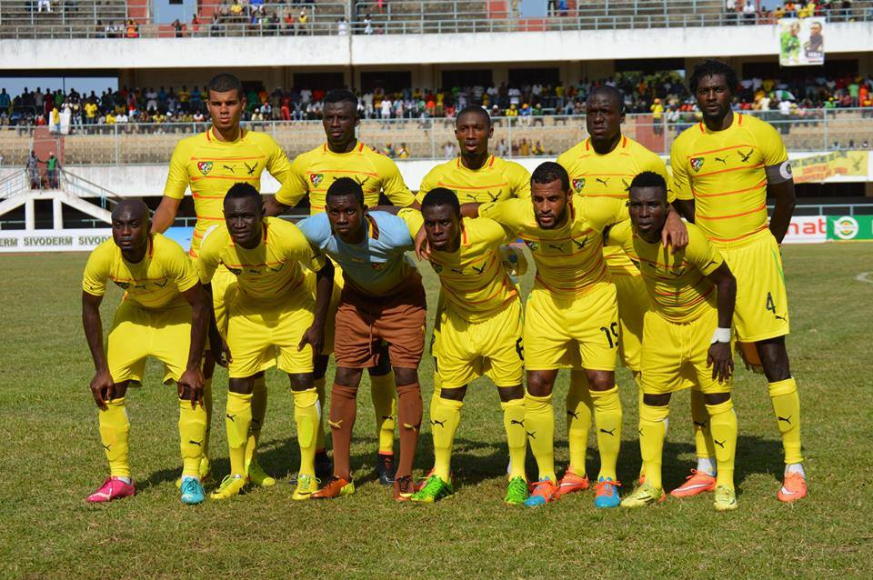 Les Eperviers - Photo : Africatopsports
