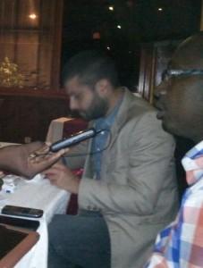 Abdoulaye et Ziad