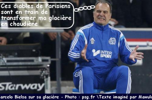 Article : Ligue 1 Classico – PSG OM : Marseille et Bielsa ont perdu leur glacière