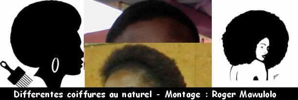 Divers types de crépus - Photos et montage : Roger Mawulolo