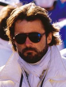 Thierry Sabine, le créateur du rallye