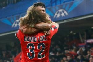 David Luiz et Thiago Sylva - Photo : psg.fr