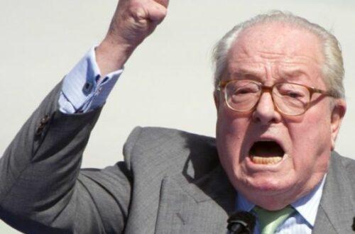 Article : Jean-Marie « Abdoulaye » Le Pen