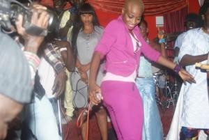 Ndéye Gueye, la danseuse