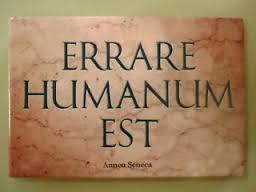 L'erreur est humaine, la bêtise aussi