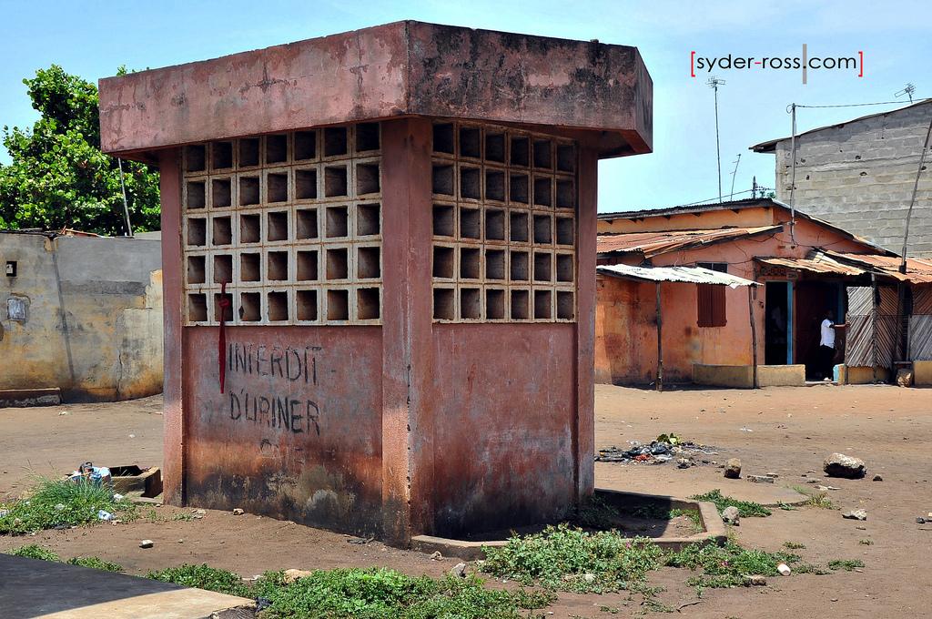 Interdit d'uriner ici - Image : Flickr
