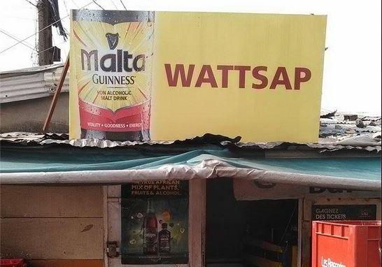 WattsAp c'est WhatsApp