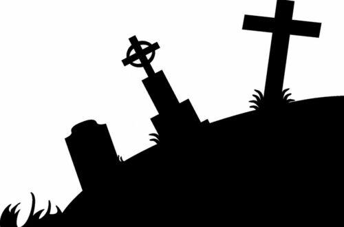 Article : Gardien de cimetière, un métier pas comme les autres