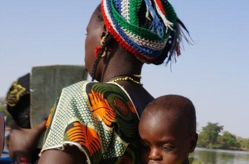 Article : Femme africaine : tout faire pour que bébé vive et grandisse bien