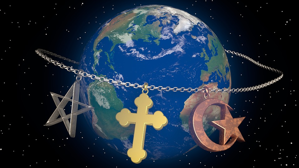 Illustration Religions - www.pixabay.com