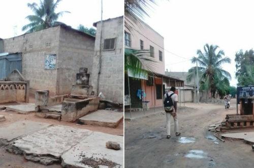 Article : Afrique : des obstacles insolites à l'asphalte