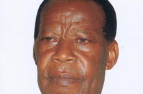 Article : Musique classique : Isaac Dogbo, le «Mozart» togolais, n'est plus