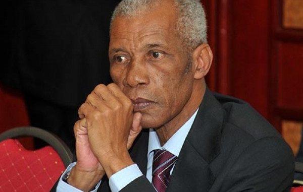 Feu Bruno Diatta, chef du protocole de la présidence sénégalaise. © DR