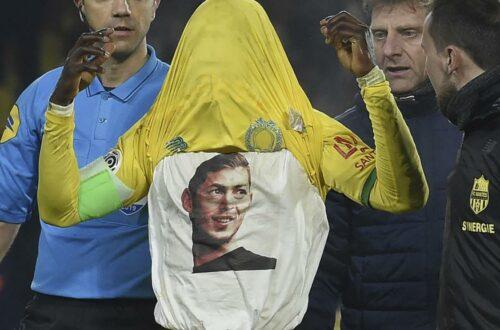 Article : Emiliano Sala et les acteurs du football partis dans les cieux