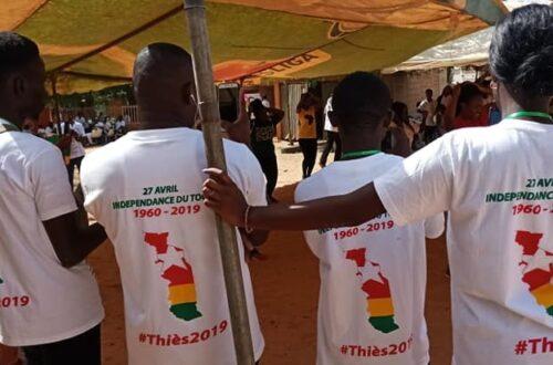 Article : Sénégal : la communauté togolaise a célébré les 59 ans d'indépendance du Togo
