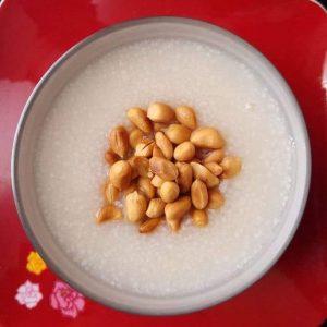 Aklouizogbon (Bouillie à base de farine de maïs) - Photo : Pinterest