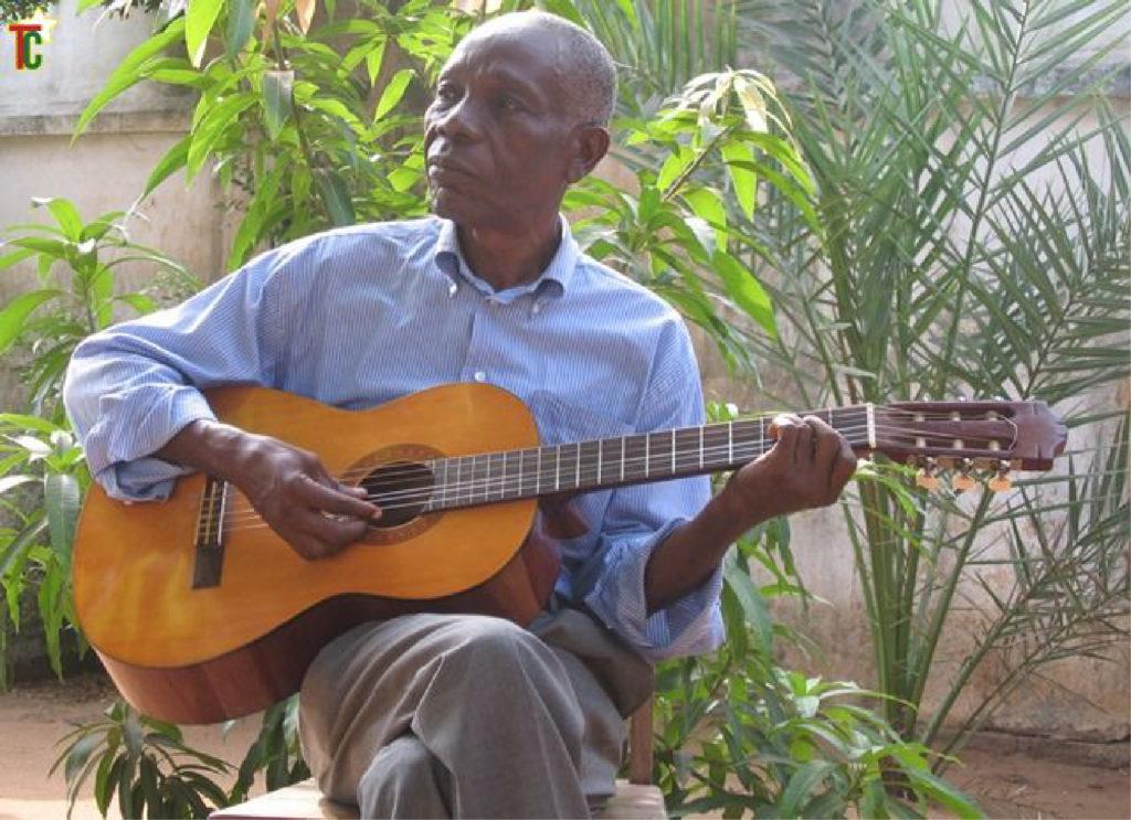 Ayité Dzinyéfa en 2009 - Photo : Ekoué Satchivi (sur Togo Cultures), avec son aimable autorisation